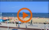 Time-Lapse Strand Webcam - 1 Dag in 1 Minuut