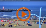 Time-Lapse Surf Webcam - 1 Dag in 1 Minuut